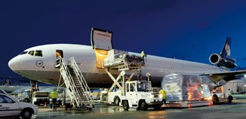 Air Cargo to Pakistan