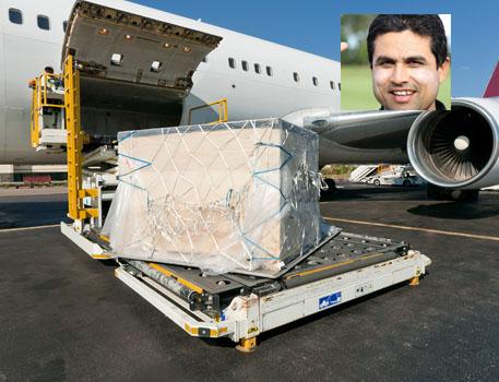 Cargo Man Racks-Up the Boundaries