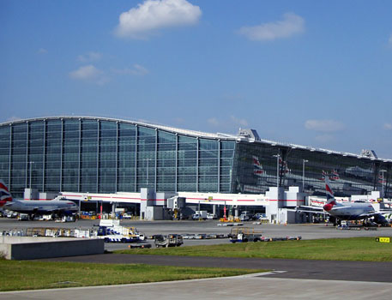 Heathrow Unveils Morpho Detection Technology for Cargo Screening