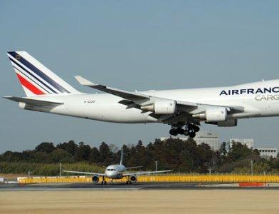 Hi-Tech Cargo Hub! A Real Advantage for Air France Cargo