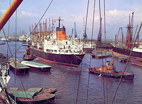 How Sea Cargo Has Evolved Since the 60's