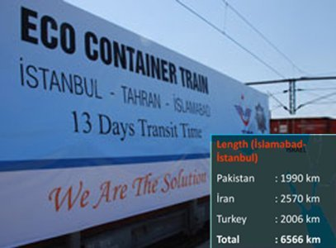 Pakistan Starts Cargo Train for Iran Turkey Is the Next Stop