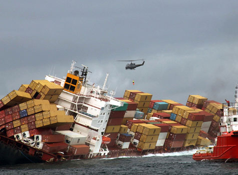 Halting cargo deliveries