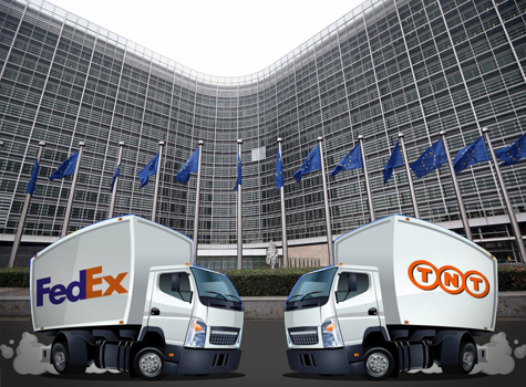 European Commission FedEx & TNT