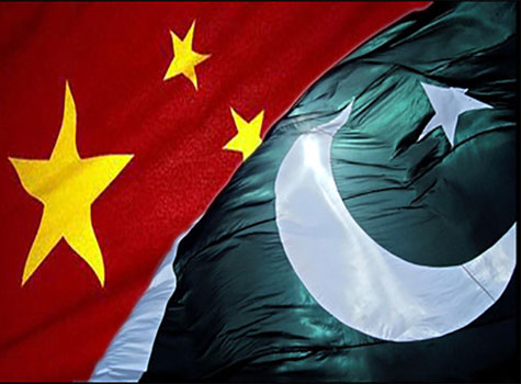Pak China Flags