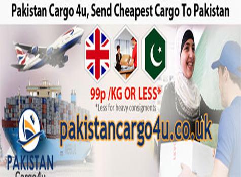 Pakistan Cargo4u Feels Proud to Serve You