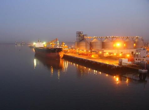 Port Qasim Cargo Terminal