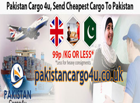 Pakistan Cargo 4 U is Working for the Nation