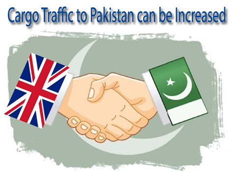 Cargo Traffic to Pakistan can be Increased