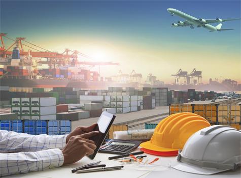 International Cargo companies in the UK