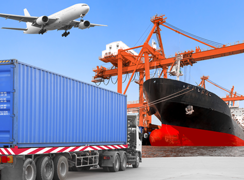 Routes, Ports and Terminals Play an Important Role to Enhance The Trade And Business