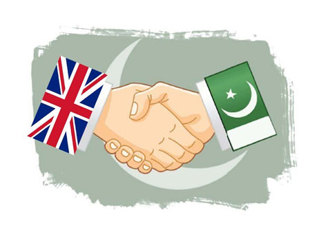 UK is keen to focus on Pakistan as a foreign market for its products