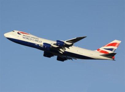 UK Cargo Capacity is increasing